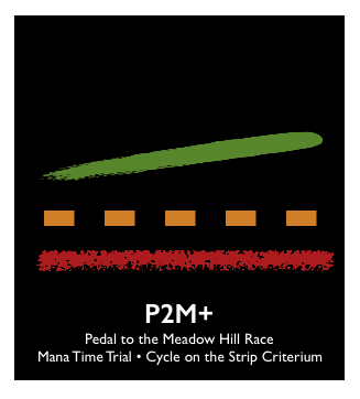 P2M PLUS 2016 3 races in 2 days