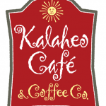 Kalaheo Cafe color logo