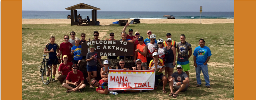Mana TT racers and volunteers, Feb. 19, 2017